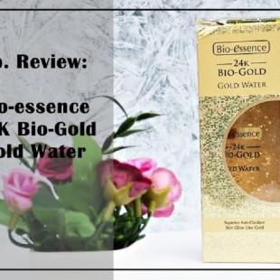 Review Bio-essence 24K Bio Gold Water dari Blogger Lia Melqha