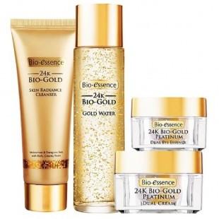 Review Bio-essence 24k Bio Gold Water dari Blogger Miranti