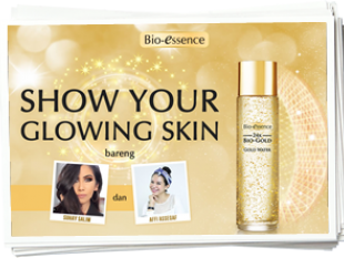 Bio-essence Bio Gold-Gold Water Gathering