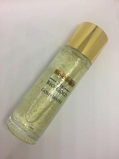 Botol Bio-essence 24K Bio-Gold review Miranti-1
