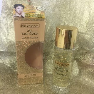 Kemasan 24K Bio-Gold Gold Review Arvi