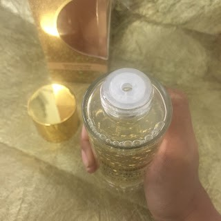 Botol 24K Bio-Gold