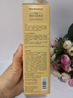 Review Bio-essence 24K Bio-Gold Gold Water Innova-3