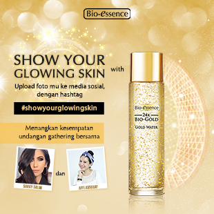Show Your Glowing Skin