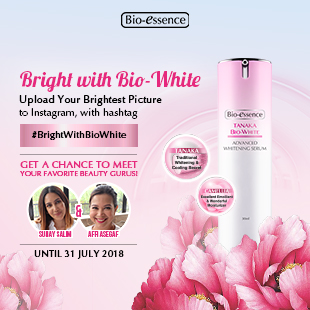 Bright With Bio-White
