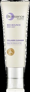 Cream pemutih wajah skincare Bio Bounce Collagen Cleanser Bio-essence Indonesia