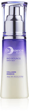 Cream pemutih dan skincare Bio Bounce Collagen Essence Bio-essence Indonesia