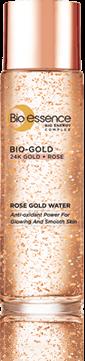 Pengencang kulit Skincare Rose Gold Water Bio-essence Indonesia