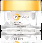 Pelembab wajah skincare Bio Gold Day Cream Bio-essence Indonesia