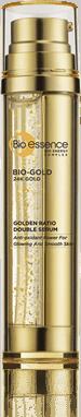 Pembersih kulit anti aging Bio-Gold Golden Ratio Double Serum Bio-essence Indonesia