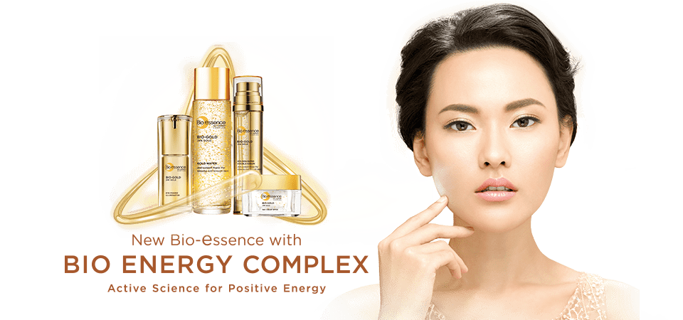 Bioessence product bio gold