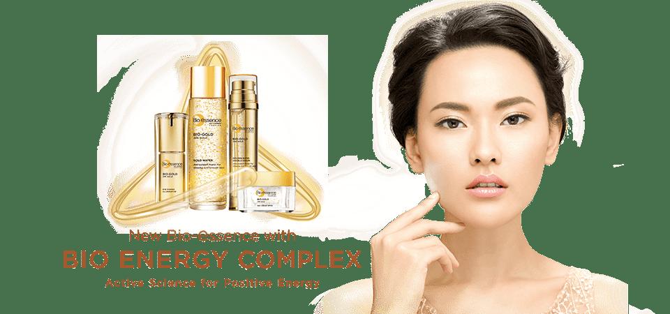 Bioessence product bio gold