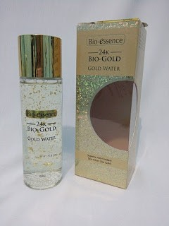 Bio-essence 24K Bio-Gold Gold Water Review Olla