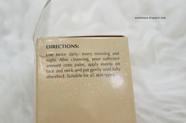 Directions Bio-essence 24K Bio-Gold Gold Water Queen Nobela-4