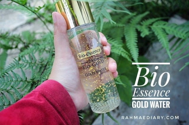 Packaging 24K BIO-ESSENCE GOLD WATER REVIEW RAHMALIA-2