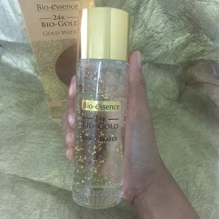 Packaging 24K Bio-Gold Review Arvi